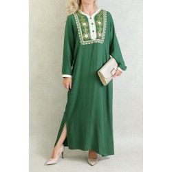 Algerian dress with...