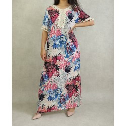 Long summer dress with...
