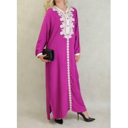 Long Algerian dress with...