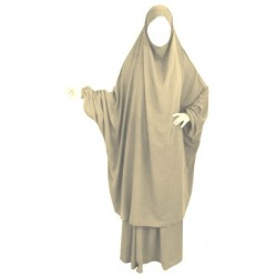 Adult jilbab 2 pieces -...