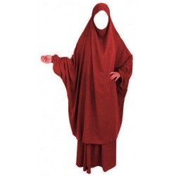 Jilbab adulte 2 pièces -...