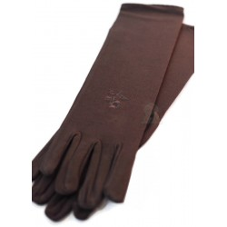 Pair of brown gloves for...