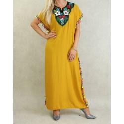 Oriental dress with...