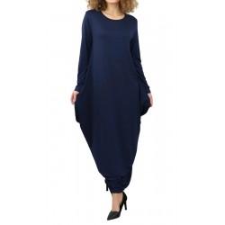 Long flared dress (several...