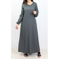 Robe longue ample - Marque...