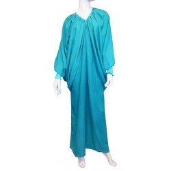 Robe Abaya modèle papillon...