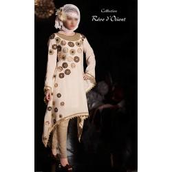 Amira evening dress-set...