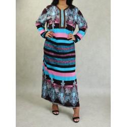 Cheap cotton interior dress...