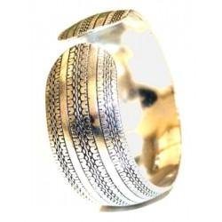Simple Silver Cuff Bracelet...