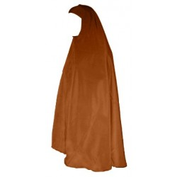 Large jilbab cape with...