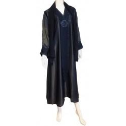 "Black abaya ""Dubai"" with..."