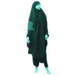 Jilbab (2) two-piece cape...