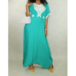 Robe longue tunisienne...