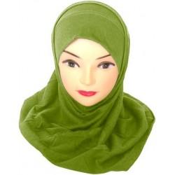 Light green cotton...