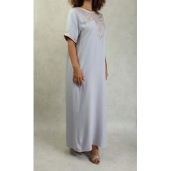 Long dress oriental style...
