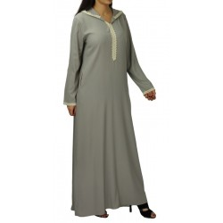 Moroccan djellaba for women...