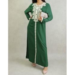 Long Algerian caftan style...