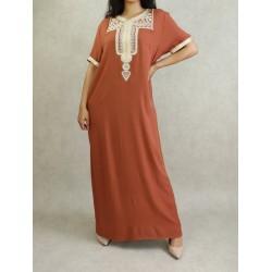 Robe marocaine d'été...