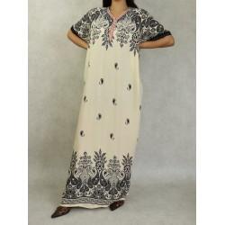 Oriental style cotton...