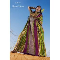 Robe orientale ample Asma