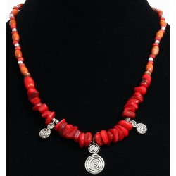 Handcrafted necklace...