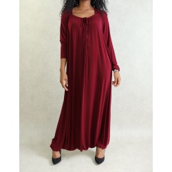 Casual and fluid dress -...