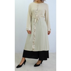 Long-sleeved tunic with...