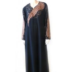 """Abaya black """"Dubai"""" quality..."""