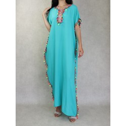 Summer Eastern Robe with...