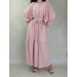 Robe long and wide trend...