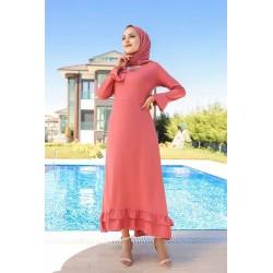 Very long rub dress (Abayas...