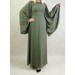 Maximum evening dress-long...