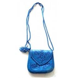Moroccan artisanal bag in...