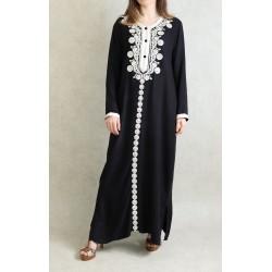 Robe Algérienne longue avec...