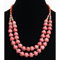 Ethnic handcrafted necklace...
