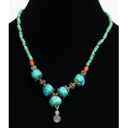 Ethnic handmade necklace...