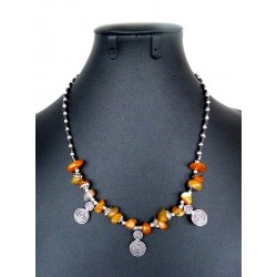 Moroccan artisanal necklace...