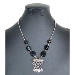 Moroccan artisan necklace...