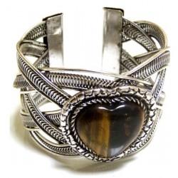 Adjustable cuff bracelet in...