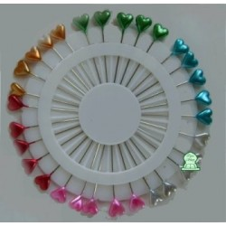 Wheel with 30 large pins...