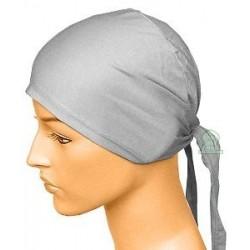 Light gray cotton hat