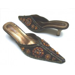 Clogs - Evening mules (size...