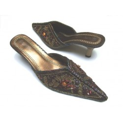 Clogs - Oriental mules for...