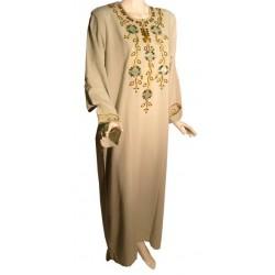 Leyla light green dress...