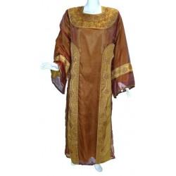 Evening dress Jamila brown...