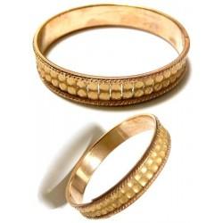 Women's bracelet with shiny...