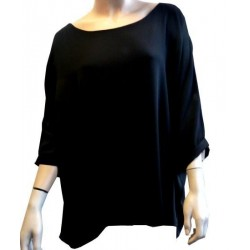 Black colored tunic for...
