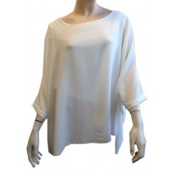 White colored tunic for...