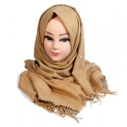 Solid color scarf / shawl...