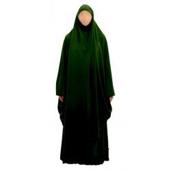 Jilbab 2 pieces skirt +...